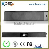 Slim TV HIFI Audio Sound for home theater system with bluetooth speakers and Set-top boxes