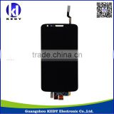 New original for lg g2 lcd and touch screen digitizer , mobile phone spare parts for lg g2
