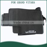Wholesale Customized Full Set Type 3D Rubber PVC Auto Car Floor Mats For SUZUKI GRAND VITARA
