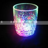 Leaf plate led flashing light up cool cup bar products glow in the dark bar products China wholesale