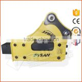 Korean technology Soosan Hydraulic Rock Breaker Hammer                                                                         Quality Choice