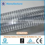 Newest hot selling pvc steel wire reinforced hose production line