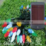100LED Super Bright Holiday Solar LED garden Light