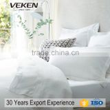 VEKEN products bedding set linen flax fiber king size duvet cover 2 pillowcases bed sheet