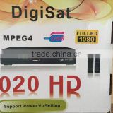 INquiry about DIGISAT 2020/9900 HD decoder support power VU open encrypt channels