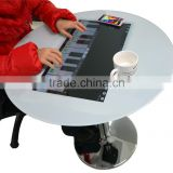 Wintouch Hot sale!Smart Interactive bar Table LED touch table for advertising