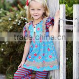 2016 New Style Mustard Pie Remake Lovely Girls Boutique Clothing Sets