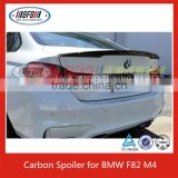 F80 M3/F82 M4 M performance style Carbon Fiber Rear Spoiler for BMW F80 M3/F82 M4