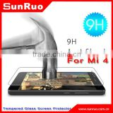 High Transparency Screen guard, Best Japanese Material Tempered Glass Screen guard for XiaoMi 4