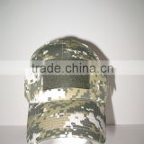 digital camo cap tactical hat hook and loop