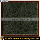 pearl shiny black tile Natural Granite In China, factory direct sale