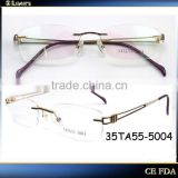 Noble Eyewear b titanium optical frame