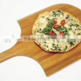 china factory FSC&SA8000&BSCI bamboo utensil wooden pizza plates board for kitchen oven