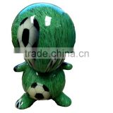PVC DIY Toy,Animal Shape Money Bank ,Football Figure Vinyl Toy