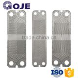 Good quality GJ-A-M6B replace Alfa laval 304/316 sealing gasket plate for heat exchanger