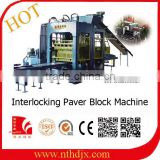 Export to Vietnam hydraulic brick making machine/cement brick making machine