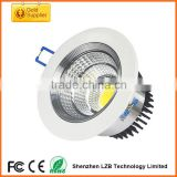 factory supply directly selling led hotel light 30w cob downlight led for residential lighting