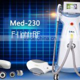 beauty equipment new arrival radio frequency skin tightening machine active hair remover