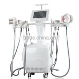 Non Surgical Ultrasonic Liposuction Vacuum Cavitation System Ultracavitation Machines Body Shaping RF Vacuum Cavitation Ultrasound Therapy Skin Care