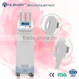 promotion!!! profesiional light IPL SHR for fast hair removal & reduction iplmachine with factory price