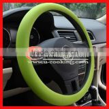 Car slip-resistant silicone steering wheel cover