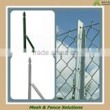 Double Anti-Corrosion T Post For Chain Link Fence Or Sheep Fence ( SGS Certificated Factory)