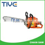 2-Stroke Gasoline Garden Tools 45CC Gasoline Chain Saw / Petrol Chain Saw / Wood Cutting Machine