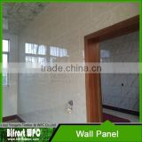 Low price beautiful Marble texture UV wall panel , waterproof marble color board
