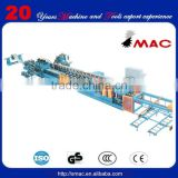SMAC high efficiency and well function guard rail forming machine