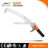 double pruning knife hand pruning saw can match a long handle for high tree branch