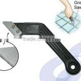 Tungsten Carbide Grout Remove Saw with Plastic Handle for Tile Tools