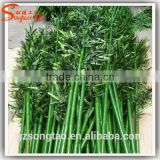 Customized Beautify Artificial Bamboo Fake Bamboo For Park and Garden Landscape Decoration
