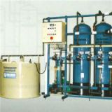 Industrial Ion Exchanger System