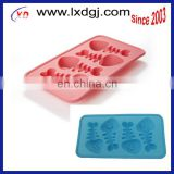 FDA,LFGB proved Silicone Ice Rounds Maker,silicone ice ball