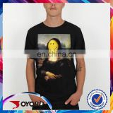 factory oem T-Shirt with your own label and logo custom t shirts