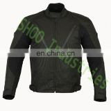 Racing Motorbike Cordura on road airbag jacket