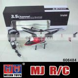 75cm 3.5 channel remote control model king rc helicopter