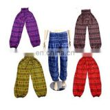 Lot Of 5 pcs Women Indian Harem Trouser Pant Yoga Wear pants Wholesale lot gift