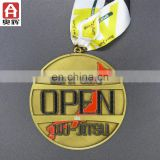 The top stores of the running medals metal medal replica oscar trophy awards crystal trophy award