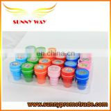 promotional factory mini self-inking stamps