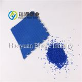 RoHS,REACH Standard PVC granules / Durable PVC pallets for floor mat