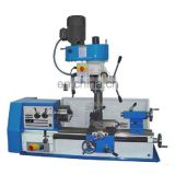 3 in 1 lathe mill drill combo BV25-3 mini multi purpose lathe machine with certificate approved