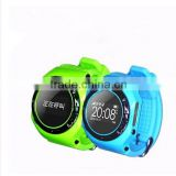Smart Caref GPS locator Track Children Wrist Watch Water proof IP67 with Android, iOS, app