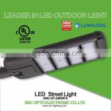 Outdoor Lighting UL 240w LED Street Lamp / LED Street Pole Light / LED Parking Area Pole Light