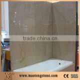 Popular G682 Golden Sand Tub Surrounds Panels Granite Tub