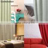 99.99% shading rate stylish ready-made simple curtain design at reasonable prices