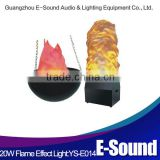 China Stage Effect machine,Fire Light/20W LED Flame Light