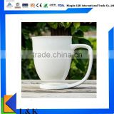 creative ceramic mug heat insulation cup/ceramic coffee cup/suspension mug                                                                         Quality Choice