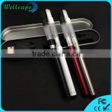 Wellvape top rank 510 thread touch battery cbd disposable atomizer e smart electronic cigarette