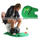 Potty Putter Golf Trainer Free Bathroom Time Bathroom Games Indoor Entertainment Sports